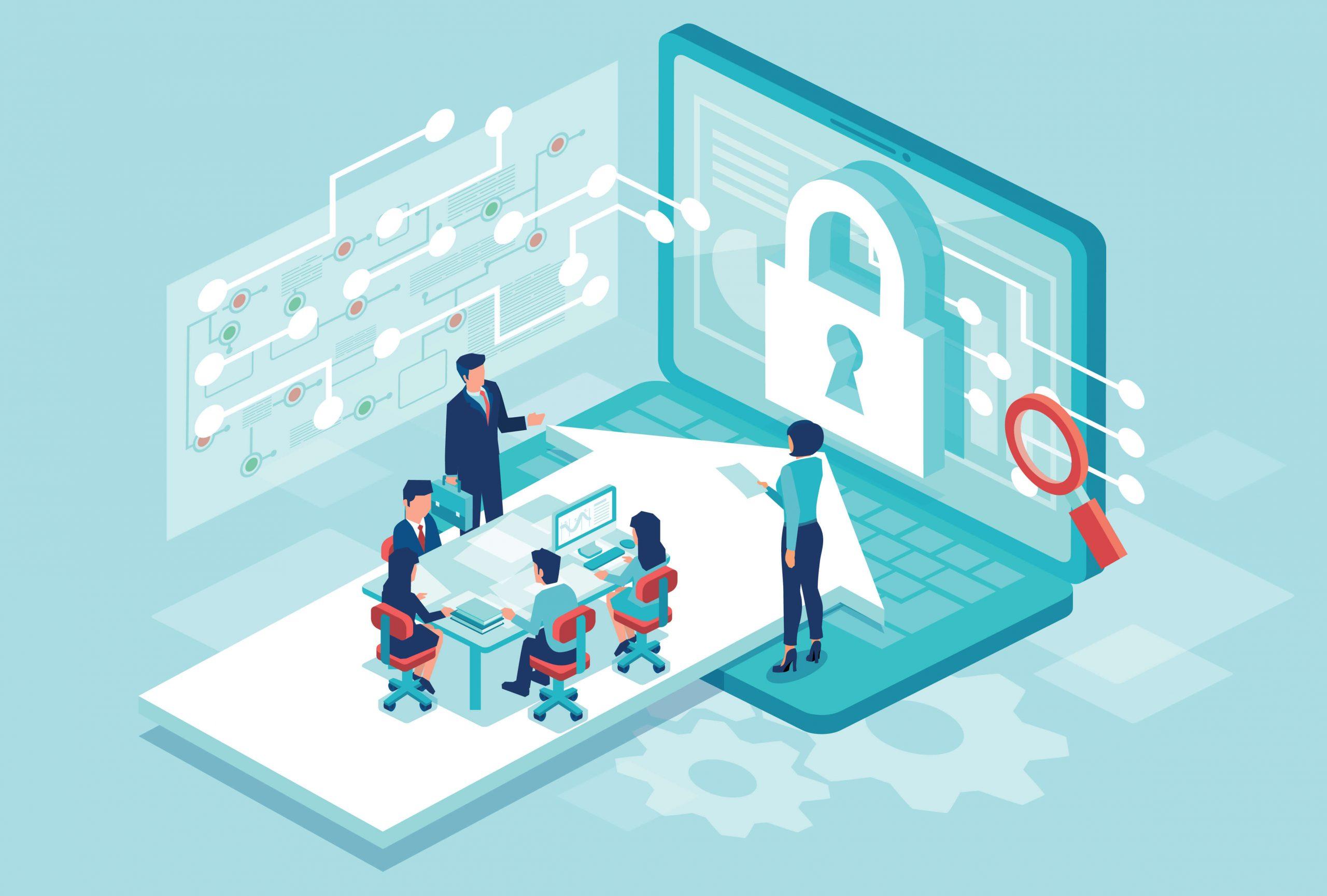 中小企業のデータ管理は厳重に!注意すべきポイントを徹底解説