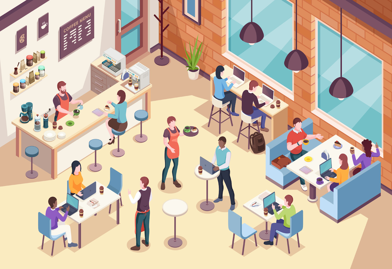 街やカフェのフリーWi-Fi(ワイファイ)に潜む危険性!知っておきたいリスクと対策の方法